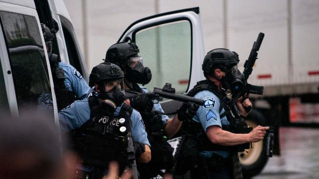 The question before the Supreme Court is who polices the police