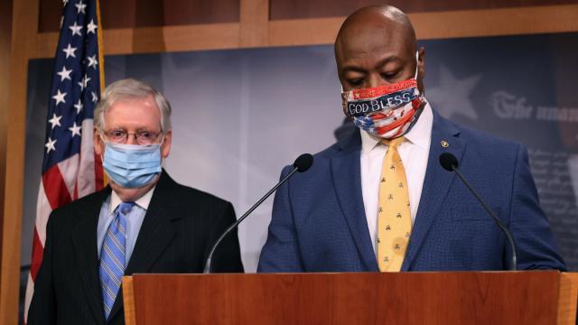 Senate Democrats block GOP police reform bill, throwing overhaul effort into flux