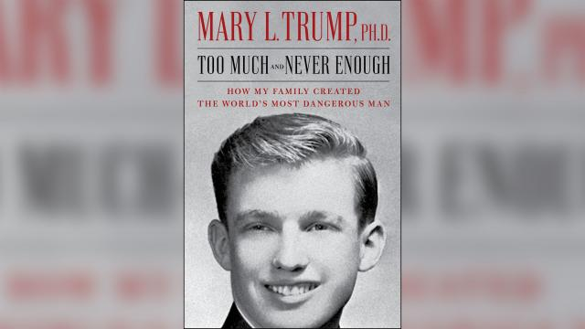 Mary Trump levels scathing criticism at President in new book obtained by CNN
