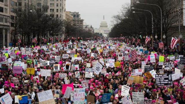 2017 started with the Women's March in Washington, and ended with a #MeToo campaign. Laurie Segall looks at why 2017 was the year women's voices broke through.