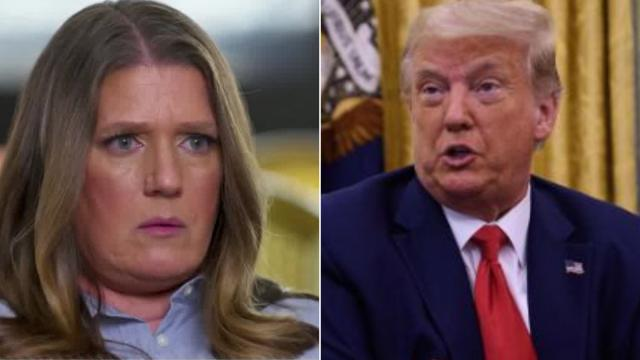 Mary Trump says President 'is not going to get better and he is without question going to get worse'