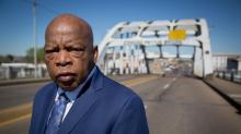 IMAGES: John Lewis is first Black lawmaker to lie in state in US Capitol Rotunda