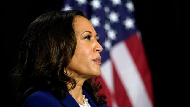 Kamala Harris says video of Jacob Blake shooting was 'sickening to watch'