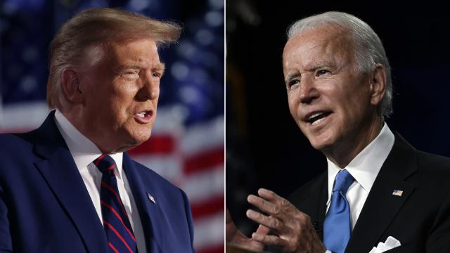 Biden condemns looting and rioting: 'It's lawlessness, plain and simple'