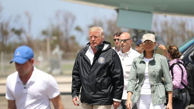 Trump administration announces $13 billion in additional aid to Puerto Rico