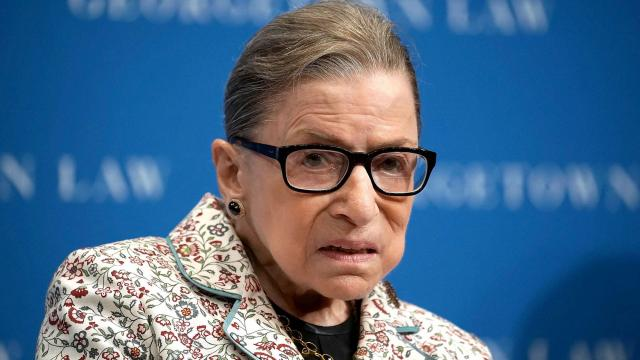 Ginsburg will become the first woman in history to lie in state in US Capitol
