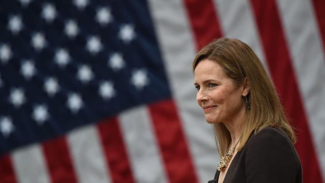Trump's Supreme Court pick garners high praise from GOP senators during Capitol Hill visit
