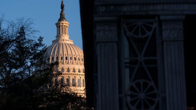 Senate advances stopgap spending bill to avert shutdown ahead of looming deadline