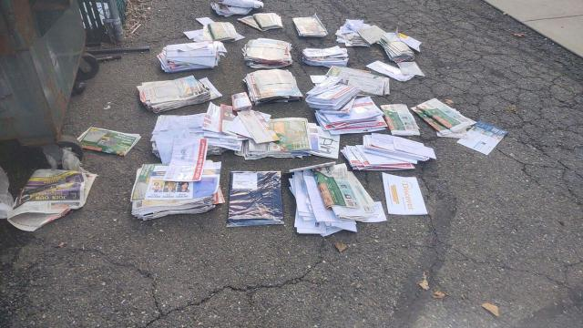 DOJ charges mail carrier for dumping mail and ballots in New Jersey dumpsters
