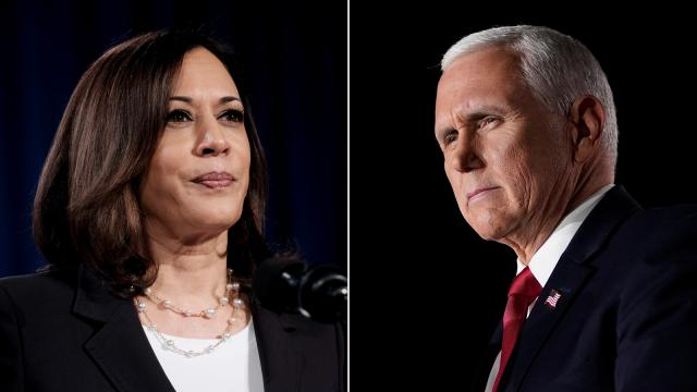 Kamala Harris rips Trump administration's response to coronavirus pandemic in only debate with Mike Pence