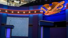 IMAGE: Trump's rejection of virtual format puts future of debates in question