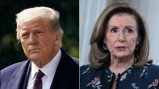 Pelosi pushes new bill to determine whether a President is capable of serving