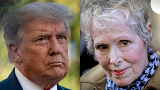Judge denies DOJ effort to end E. Jean Carroll defamation suit against Trump