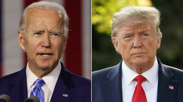Biden and Trump head to Florida for dueling rallies as election and pandemic converge