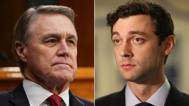 Perdue says he won't attend final Georgia Senate debate, after heated clash at previous meetup with Ossoff