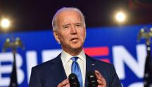 IMAGE: Trump agency tasked with transition process has yet to recognize Biden's victory