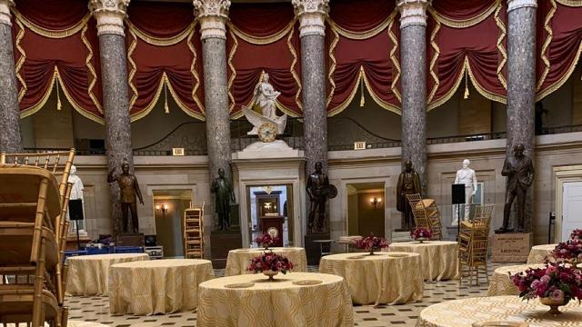 House Democrats alter plans for indoor dinner after criticism over coronavirus concerns