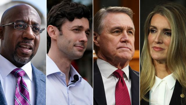 Republicans hold $28 million ad advantage in Georgia Senate runoff races