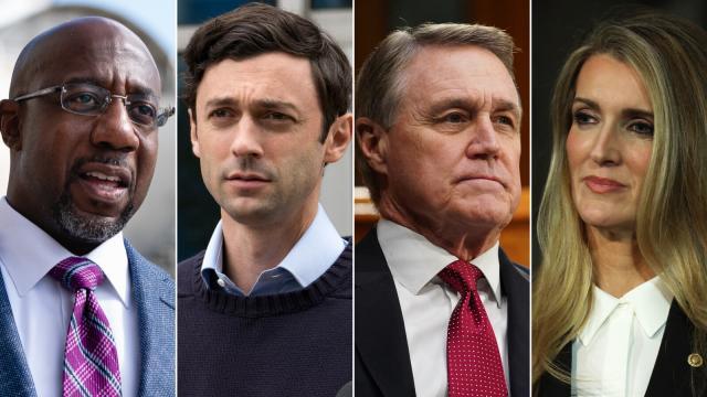 All eyes are on Georgia this weekend ahead of Senate debate
