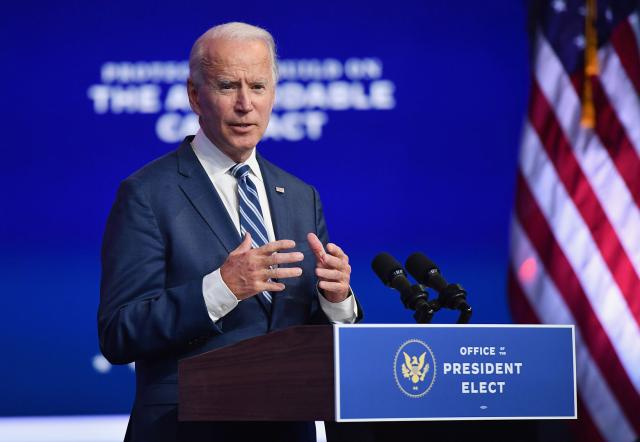 Biden says he will announce his defense secretary pick on Friday