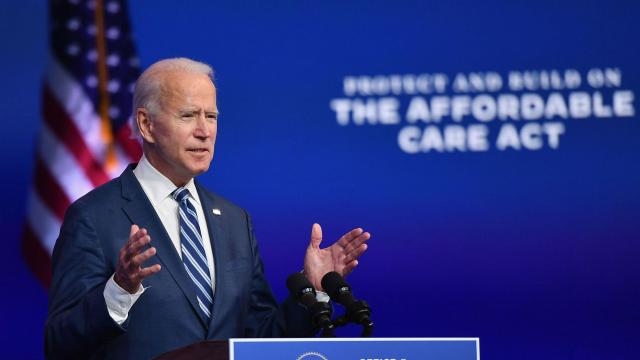 Biden hopes to complete Cabinet picks by Christmas