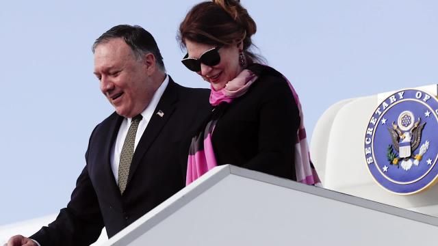 State Department watchdog steps down after Pompeo rails at report on investigation into wife's travel