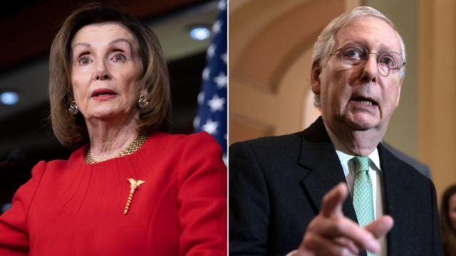 Stimulus negotiations: Hill leaders close in on $900 billion deal but Congress awaits the details
