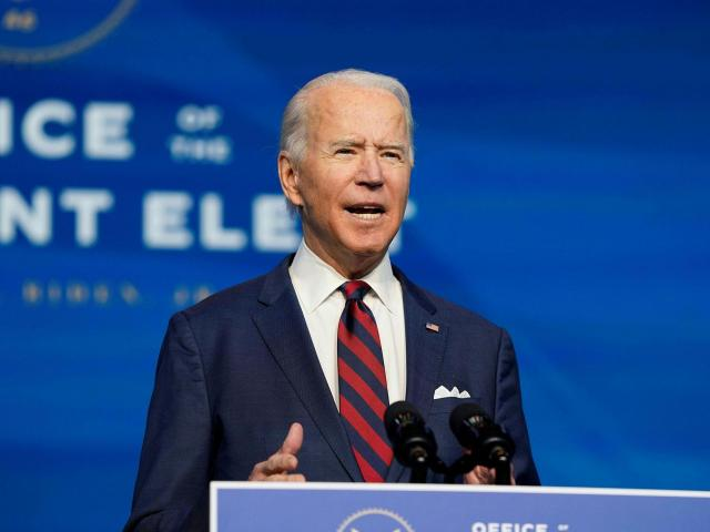 Biden receives first dose of Covid-19 vaccine