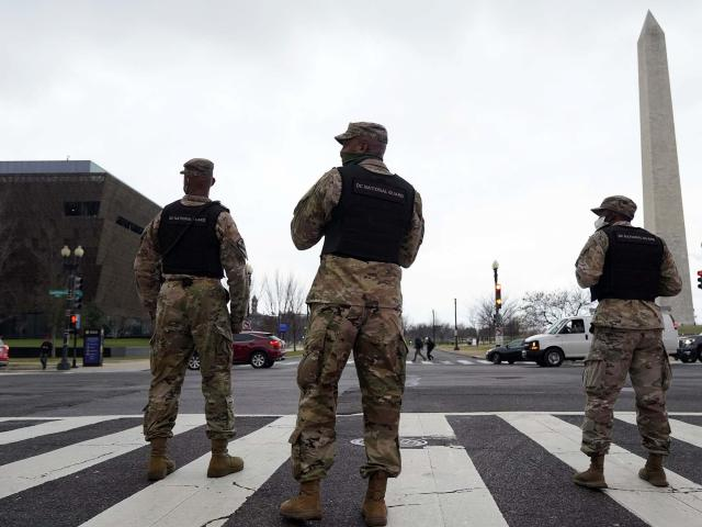 Bowser urges people to avoid DC as National Guard plans to have at least 10,000 troops in city