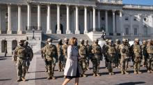 IMAGES: Fact check: Marine Corps didn't rebuff Pelosi's request for inauguration security