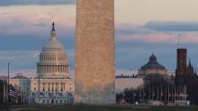 IMAGE: Park Service announces closure of National Mall through inauguration