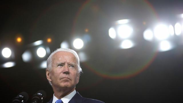 Biden introduces key members of White House science team