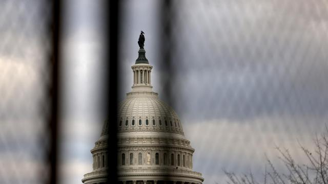 Lockdown lifted at US Capitol Building after brief security scare