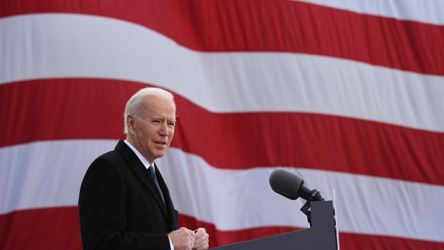 Biden rescinds 1776 commission via executive order
