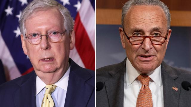 McConnell allows Senate power-sharing deal to advance after fight with Democrats over filibuster