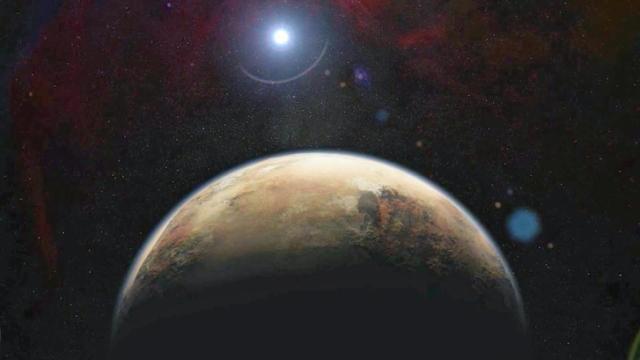 Spacecraft reaches view of Pluto