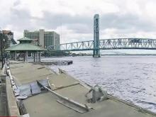 Jacksonville residents able to assess damage from Irma