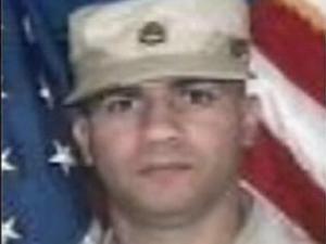 Staff Sgt. Alberto Martinez