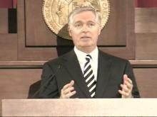 WEB ONLY: Easley Delivers 2007 State of the State Address (unedited)