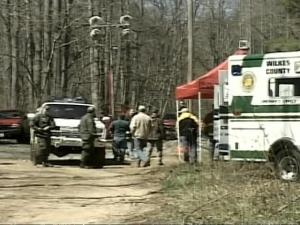 Volunteers Press Search for Boy Scout Missing in Wilkes County