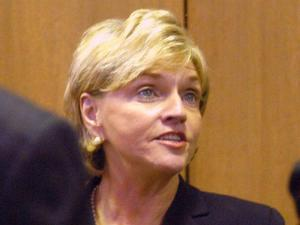Lt. Gov. Beverly Perdue (AP Photo/Karen Tam)