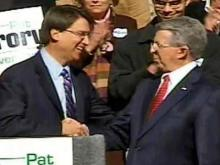 WEB ONLY: McCrory Announces Gubernatorial Bid
