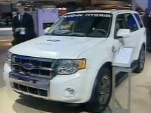 Easley Announces Program for Plug-In Hybrid Cars