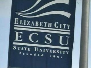 Elizabeth City State University banner