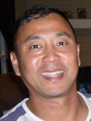 Staff Sgt. Huy Nguyen