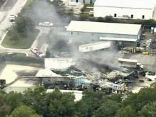 $7.5 million settlement offered in Apex plant fire