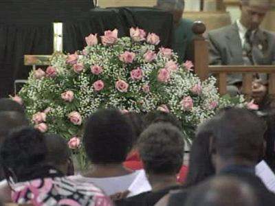 Barbara McLean Spears' funeral was held Sunday at Cape Fear Regional Center in Erwin.