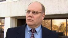Master Sgt. Timothy Hennis at federal court