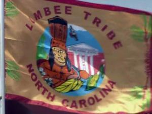 Lumbee Tribe of North Carolina flag