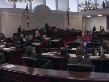 Senate budget debate